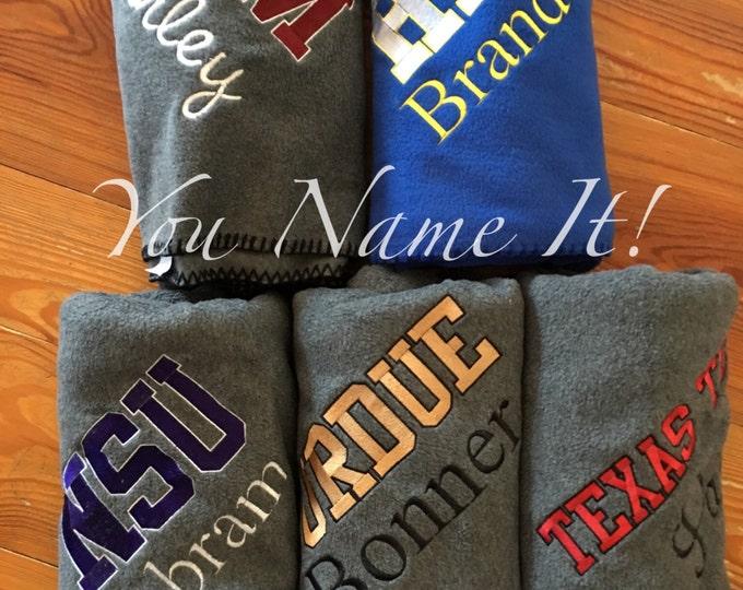 College Bound Blanket
