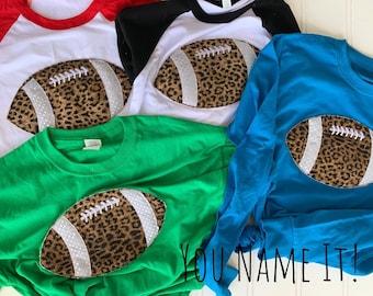 Football Tee Shirt