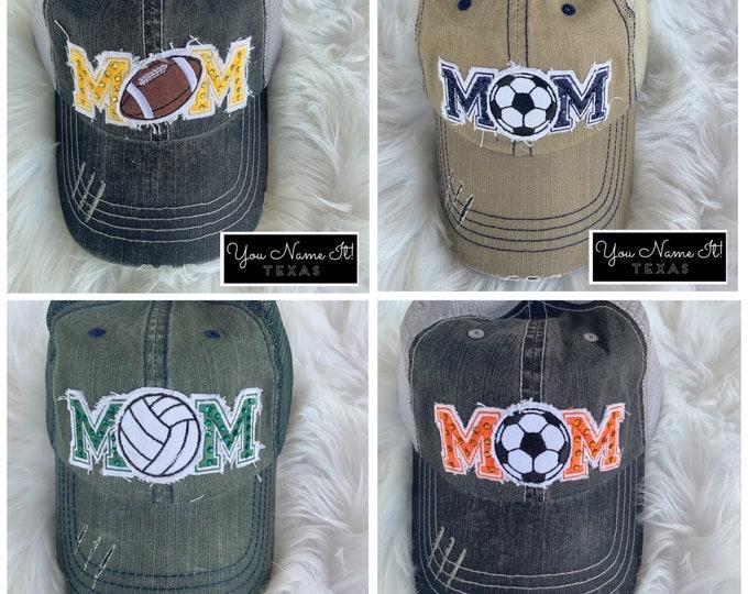MOM Sport Trucker Baseball Cap