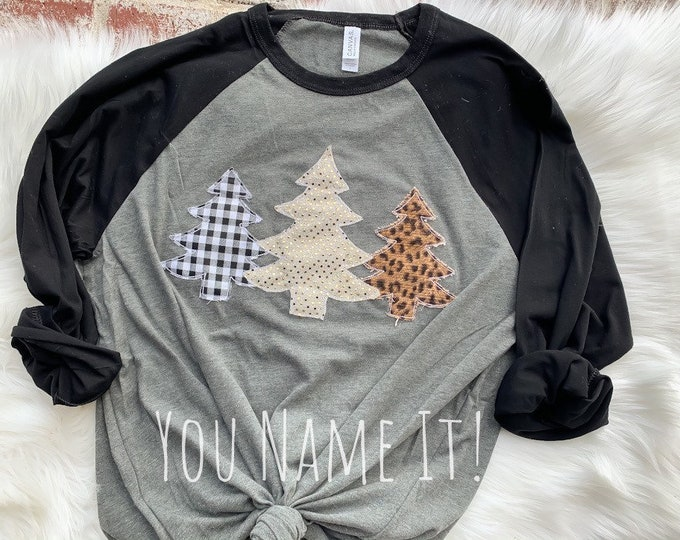 Christmas Trees Tee