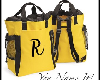 Backpack Totebag