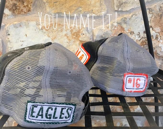 Hat Side Patch Add-on