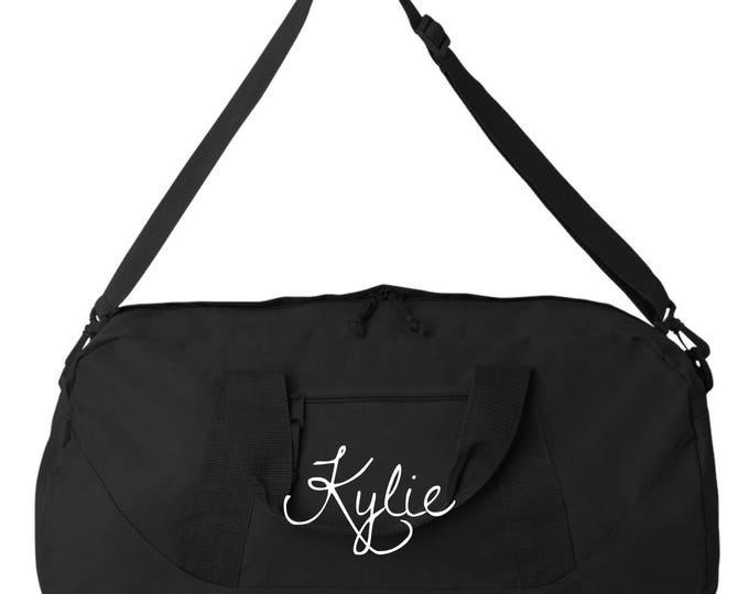Basic Duffle Bag - Medium & Large Sizes
