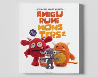Amigurumi Crochet Various Kawaii Toys Book using Japanese Symbols ... | 270x340