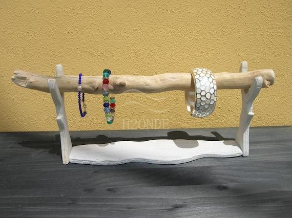 Shabby Chic Fai Da Te : Shabby chic weiß holz armbänder display anschlussform coral