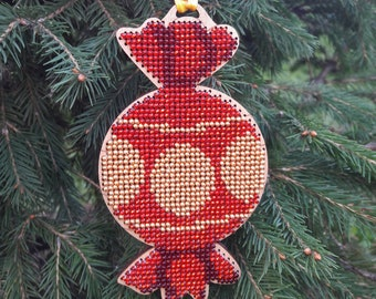 christmas tree toy candy christmas tree ornament - Christmas Tree Toy Decorations