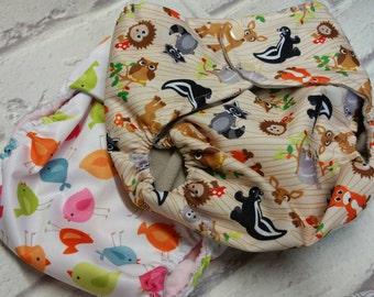 Eco-Friendly Baby Washlayer - Oekotex Organic Washable Diapers - Diaper Cloth