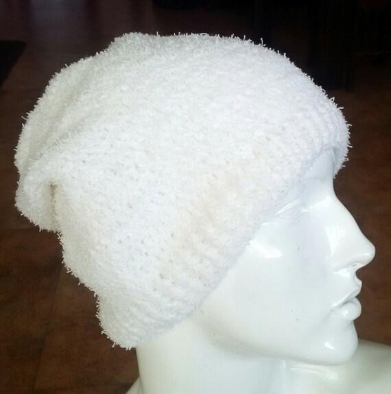Sombrero del ganchillo sombrero sombrero Slouchy gorro | Etsy