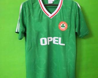 2d903ecaf9c New retro Ireland 1990 vintage Soccer jersey