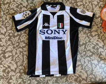 07b9f34ba Retro Zidane Juventus  97-98 vintage soccer jersey