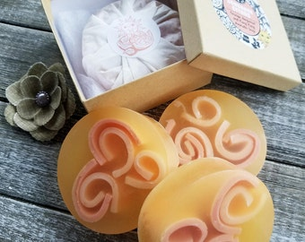 Sundance Citrus Soap, Orange Soap, Natural Soap, Moisturizing Soap, Bar Soap, Handmade Soap, Handcrafted Soap, All Natural Soap, Soap Gift