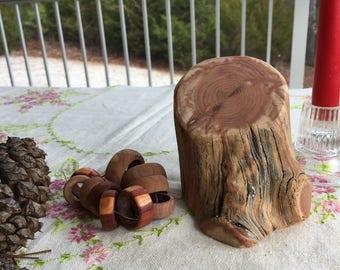 Raw Block of Aromatic Cedar FREE SHIPPING