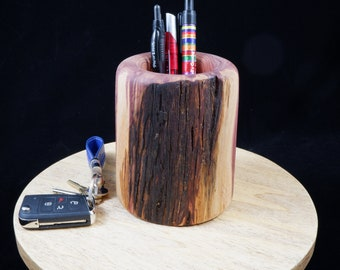Hand Turend Aromatic Cedar Holder (Pen/Pencil) FREE SHIPPING