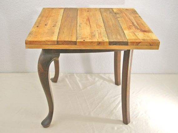 Wooden Table Pallet Wood Side Table Table Small Wooden Table Pallet Furniture Living Decoration Storage