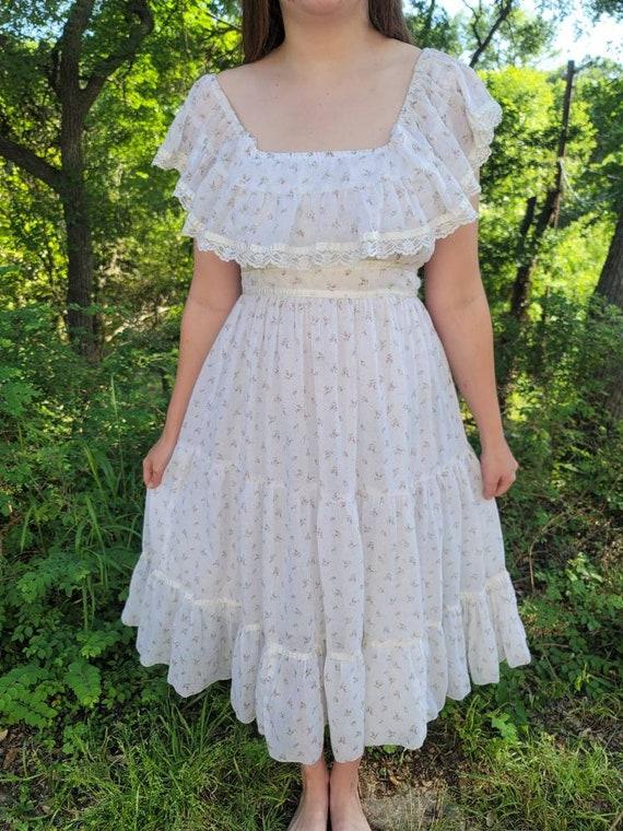 Vintage Gunne Sax Dress 11 - image 2