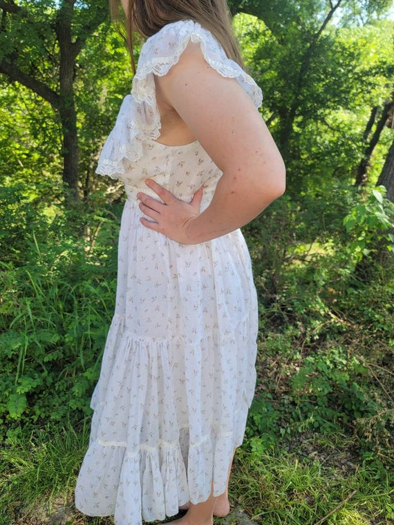 Vintage Gunne Sax Dress 11 - image 4