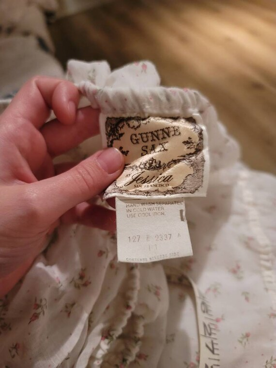 Vintage Gunne Sax Dress 11 - image 7