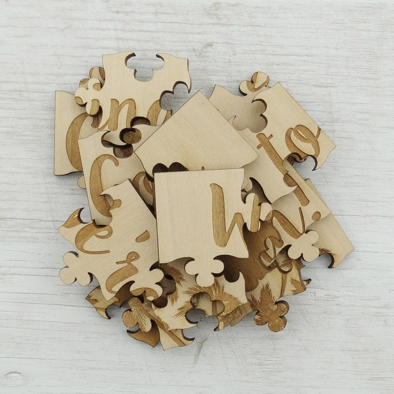 We/'re Going To Cancun Puzzle Basswood Lasered Jigsaw Puzzle Fun Kids Adult Put Together Surprise Trip Vacation