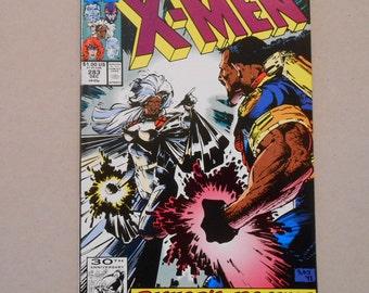 X-Men #283; First Full Bishop! X-Men Movies; Bishop; Whilce Portacio Art; John Byrne Script; X-Men Movie Days of Future Past; High Grade!
