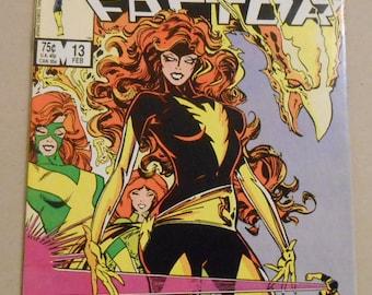 X-Factor #13; Dark Phoenix! Sentinels; Dark Phoenix Vs Sentinels; Cyclops; Jean Grey; Master Mold's Sentinels; X-men Movie; High Grade!