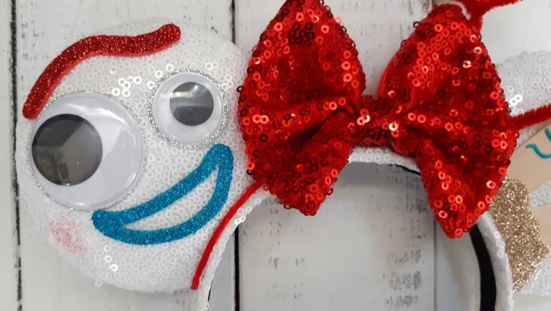 Forky Trash Toy Story Inspired Ears