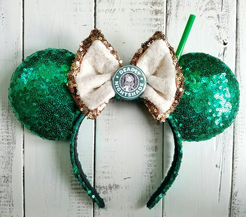 Starbucks Coffee and Character Brews  Inspired Ears image 3