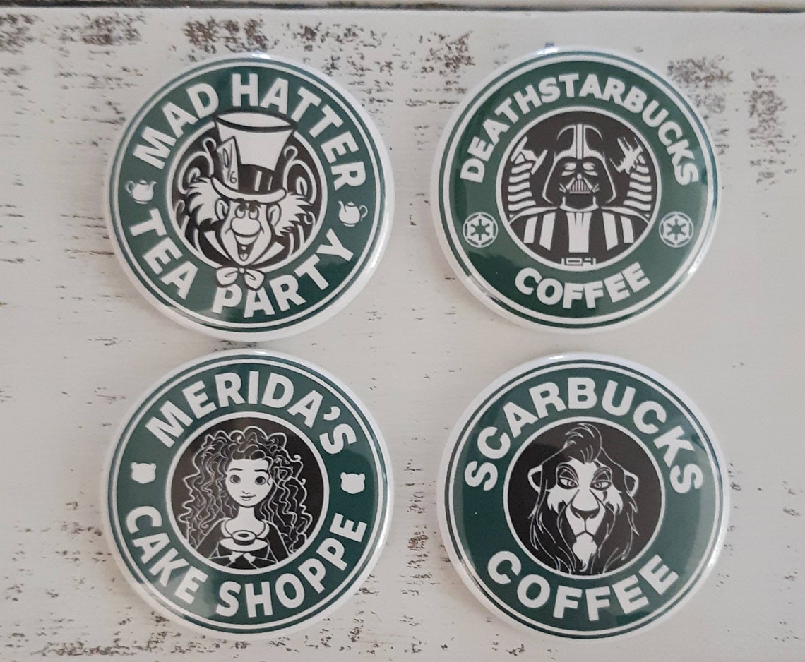 Starbucks Coffee and Character Brews  Inspired Ears image 8