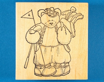 On Sale Darcie Hunter Country Folks Girl Doll with Heart Rubber Stamp for Card Making or Scrapbooking