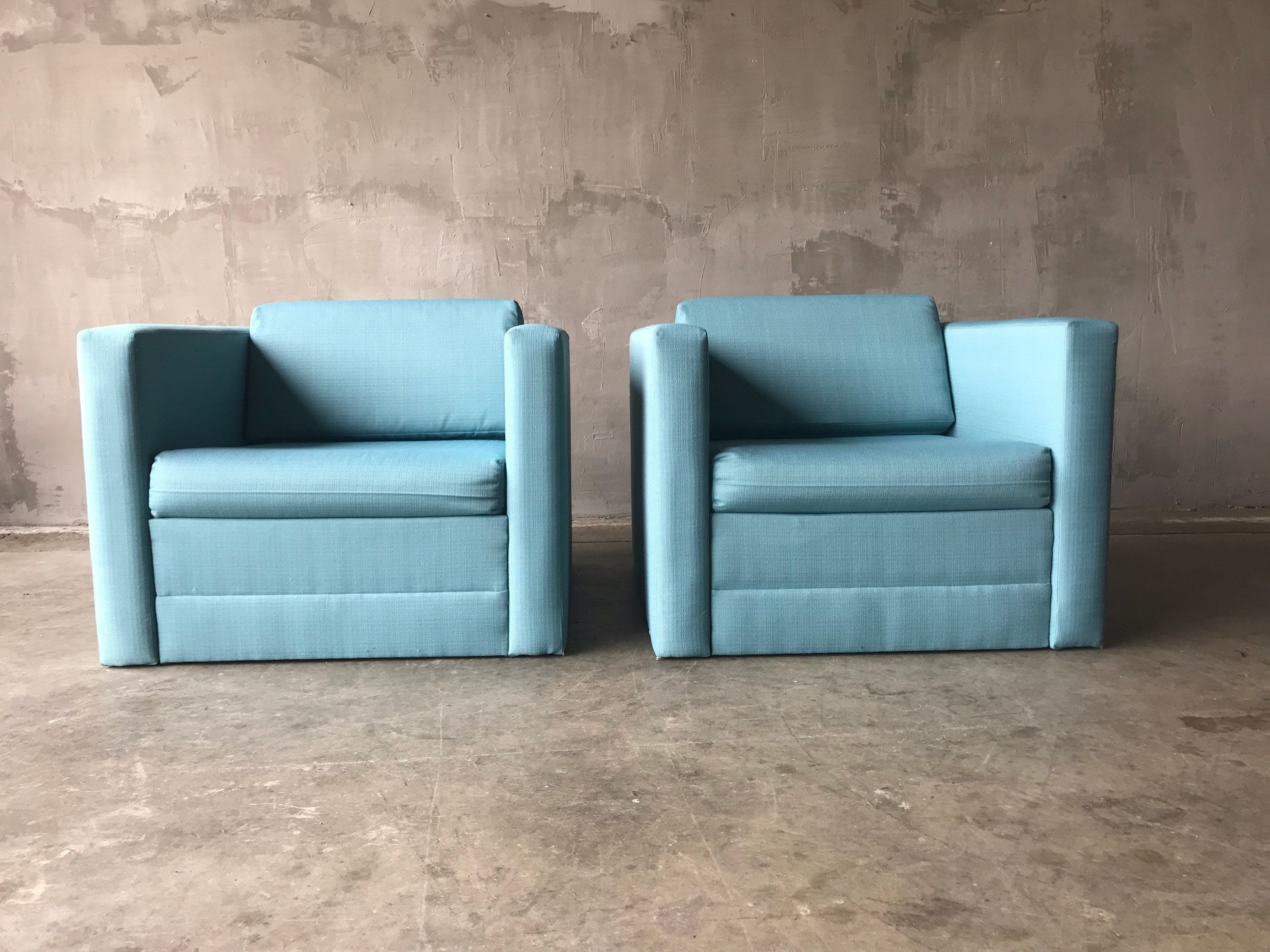 50 & Pair oversized club chairs | Etsy