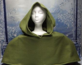 Fleece hood size XL