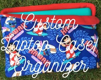 Custom Laptop Sleeve/Organizer