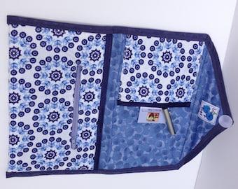 Fabric kindle cover, kindle cover, kindle case, kindle paperwhite cover, Mini IPad case, accessory cases, kindle fire sleeve