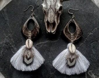 <<< Boucles d'oreilles Hallpa >>>