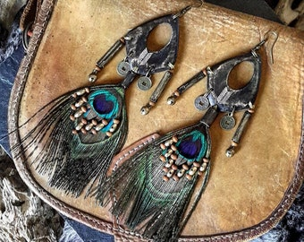 <<< Boucles d'oreilles Nokka Tha >>>