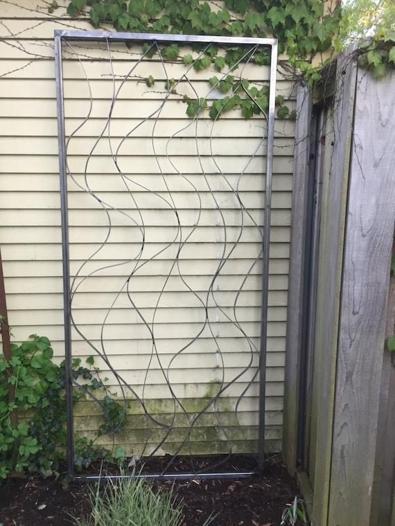 Garden Trellis Vines Etsy