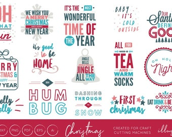 Christmas song quote   Etsy