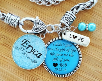 Step Daughter Gift Gift for Step Daughter Daughter in Law Gift Daughter in Law Bracelet  Stepdaughter Gift Step Daughter Wedding Gift