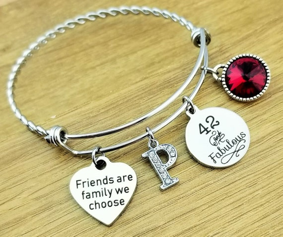 42nd Birthday Gift Birthday Gifts for Her Birthday Gift for Friend Birthday Gifts for Bestfriend Birthday Gifts for Best Friend Friend Gift