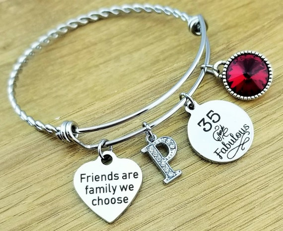 35th Birthday Gift Birthday Gifts for Her Birthday Gift for Friend Birthday Gifts for Bestfriend Birthday Gifts for Best Friend Friend Gift