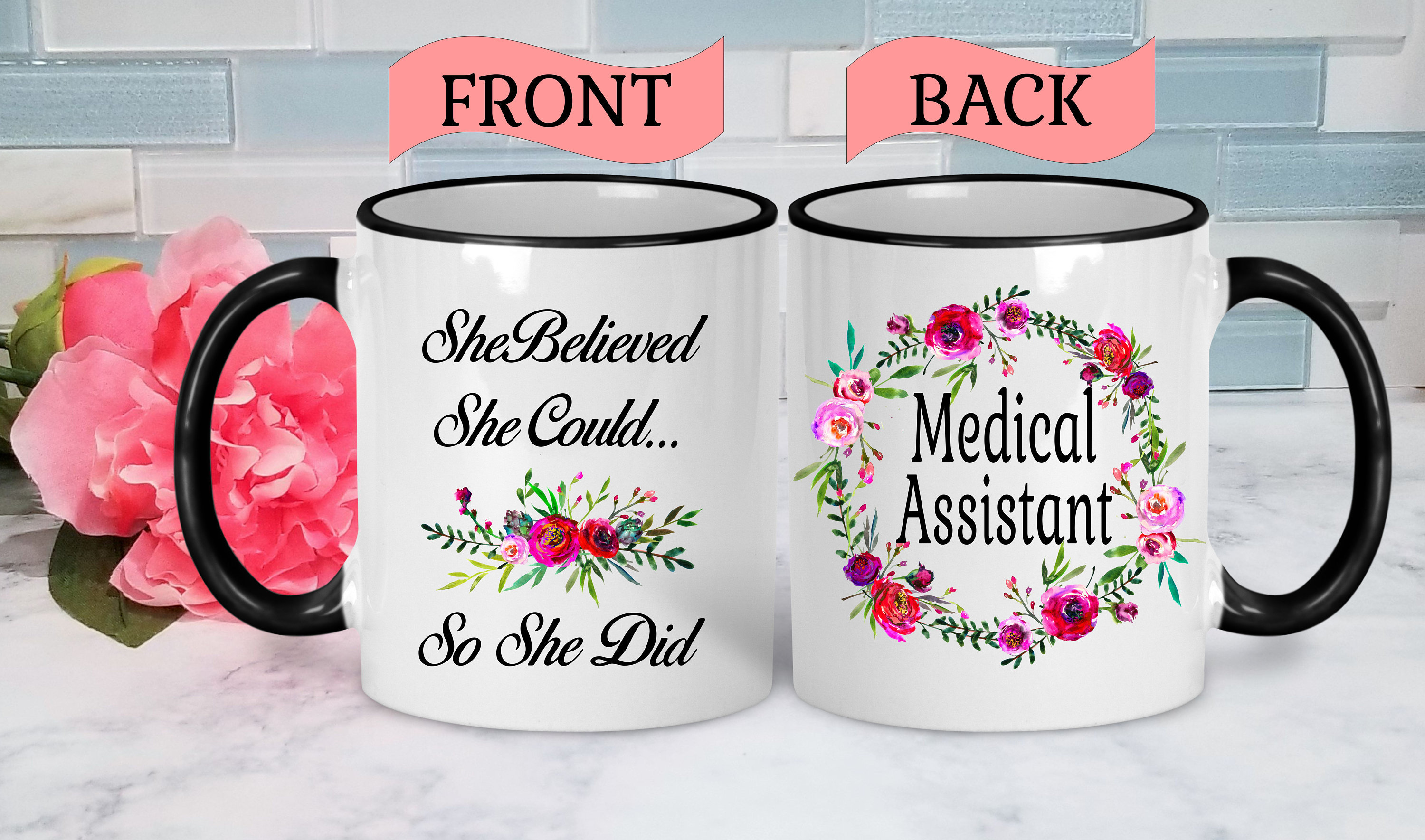 medical assistant mug medical assistant gifts medical assistant