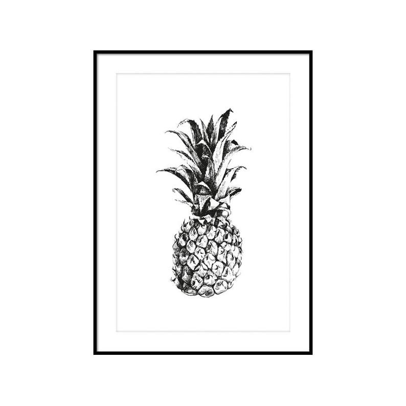 picture about Pineapple Printable identified as pineapple printable, pineapple print, pineapple electronic print, pineapple poster, pineapple artwork print, pineapple art, downloadable prints