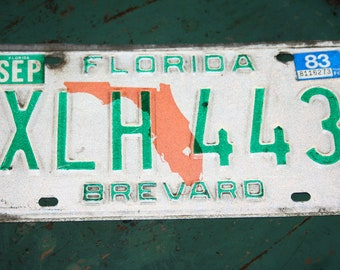 BRGiftShop Personalize Your Own Football Team Miami Car Vehicle 6x12 License Plate Auto Tag