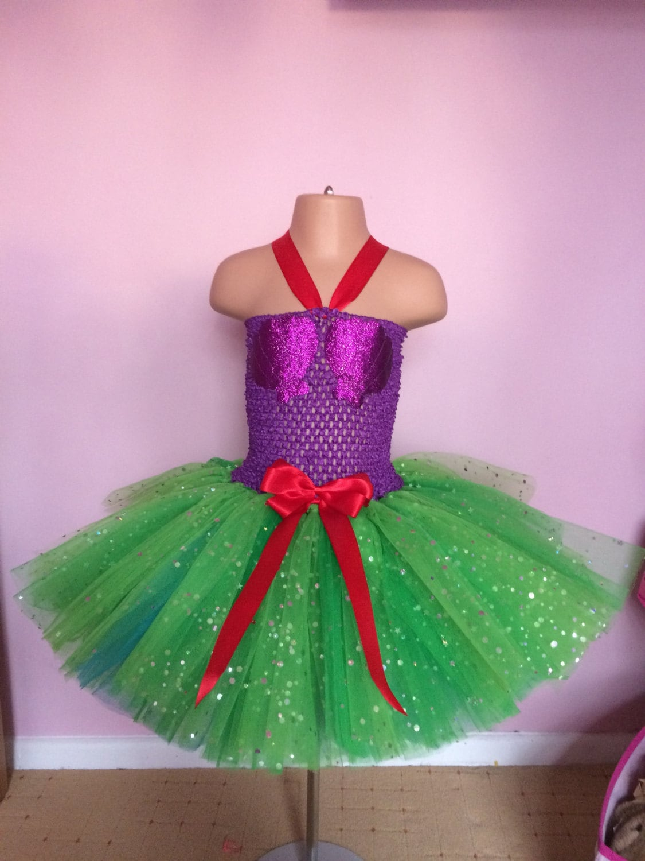 Ariel tutu Little mermaid tutu mermaid tutu ariel dress | Etsy