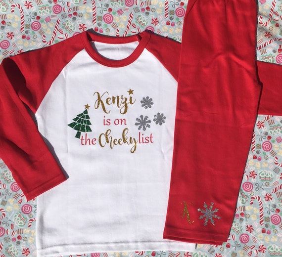 image 0 - Childrens Christmas Pyjamas
