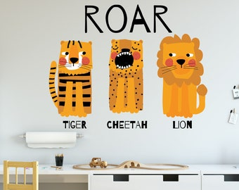 Wall stickers lion king-simba mufasa sarabi-choice size /& colour