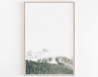 Nature Print,Forest Print,Mountain Art,Nature Wall Art,Mountain Print,Mountain Wall Art,Nature Decor,Wall Art Print,Forest Art,Printable Art
