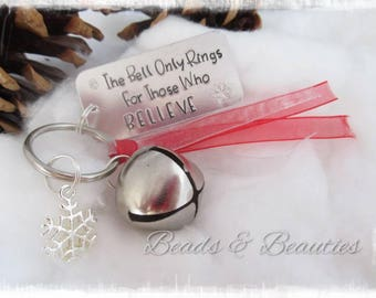 The Bell Only Rings For Those Who Believe, add some Christmas Magic, Xmas tradition,