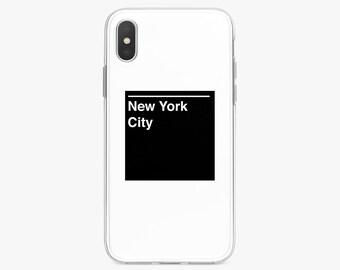Nyc Subway Map Iphone 5 Case.Nyc Iphone Case Etsy