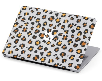 Leopard macbook case   Etsy