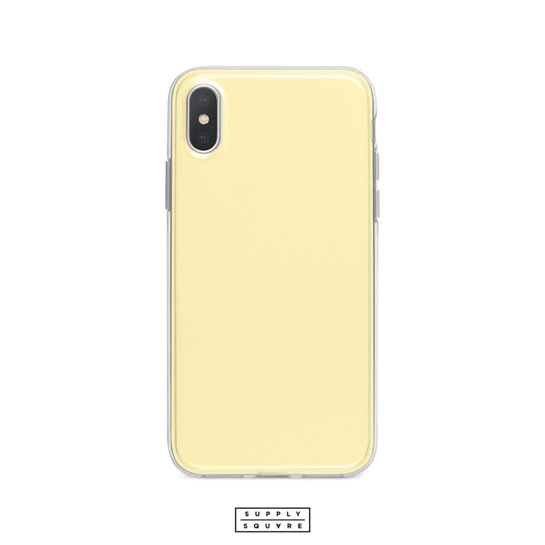 separation shoes 7068a 865e6 Vintage Yellow iPhone X Case iPhone 8 Plus iPhone 7 Samsung Galaxy S8 Plus  S7 Plus Case Shell Gloss Matte Beige Made To Order iPhone 6s Plus